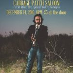 Krish Mohan Headlines Show at the Cabbage Patch Saloon on December 14th