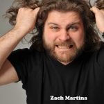 Q&A with Michigan Comedian Zach Martina