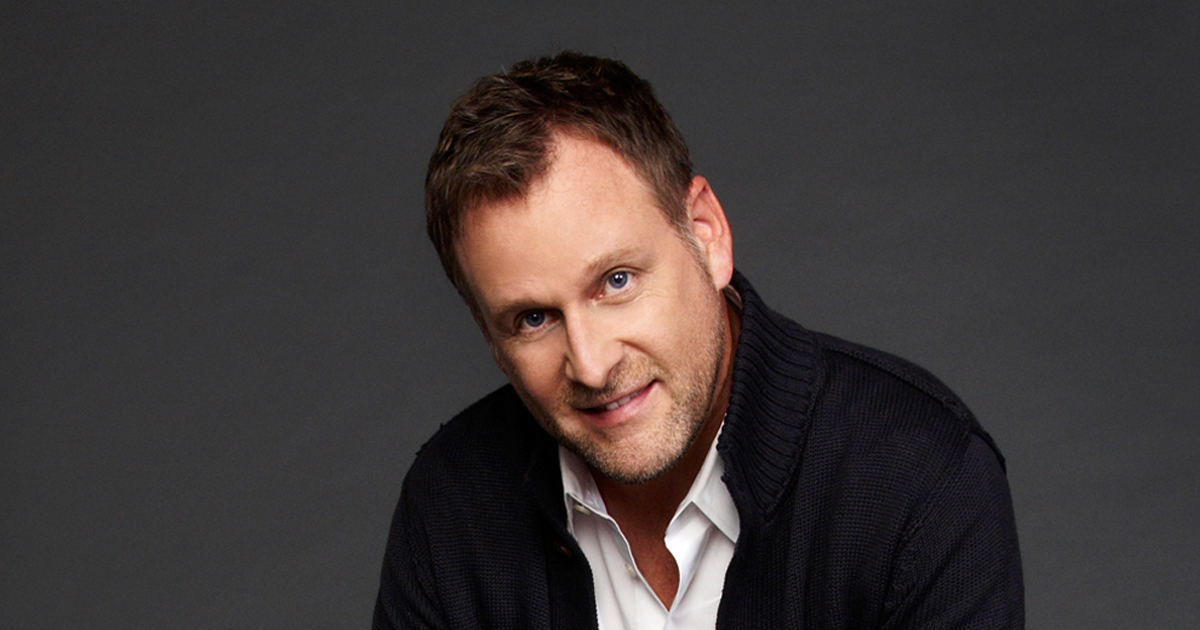 interview with comedian and actor dave coulier of fuller house