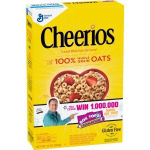Dave Cheerios