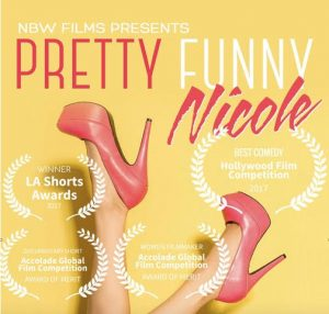 Pretty Funny Nicole Movie Poster