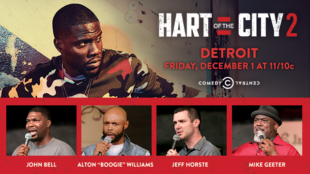 Hart of the City Detroit