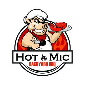 Hot Mic Backyard BBQ